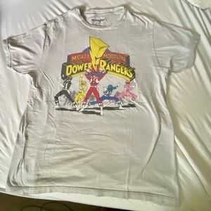 The Mighty Morphin Power Rangers t-shirt